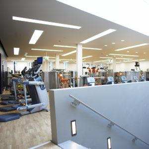 Fitness im Bernaqua