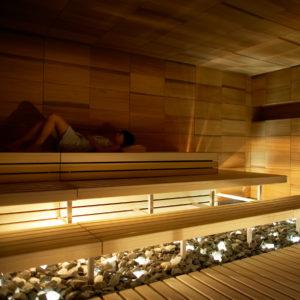 Sauna Bernaqua mit Sommer Abo